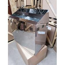 Электрическая печь 24 кВт (нержавеющая)  для сауны и бани, 24 кВт (Н)