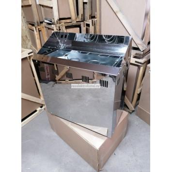 Электрокаменка ЭКМ 12 кВт (нержавеющая)